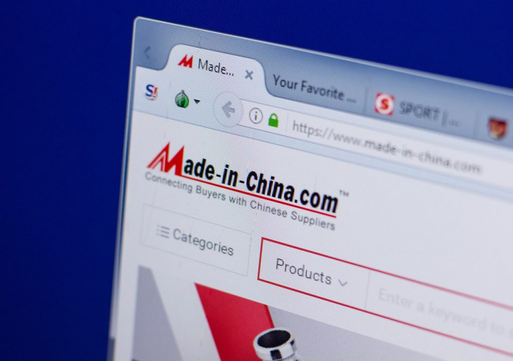 china product sourcing websites