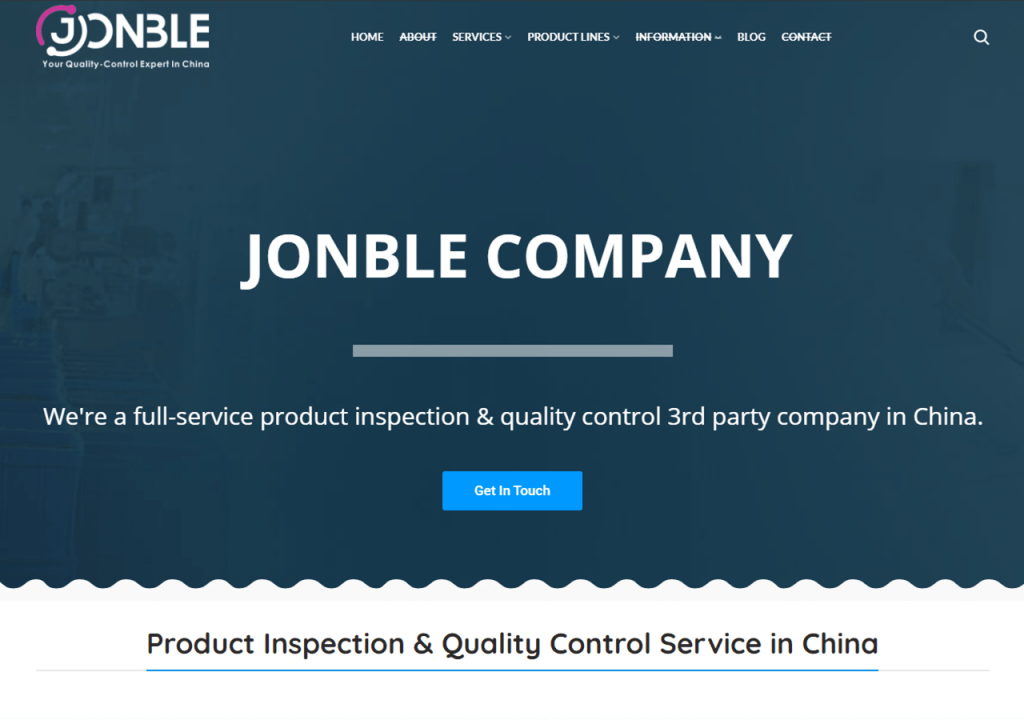 companies that do inspection in china for foreign buyers
