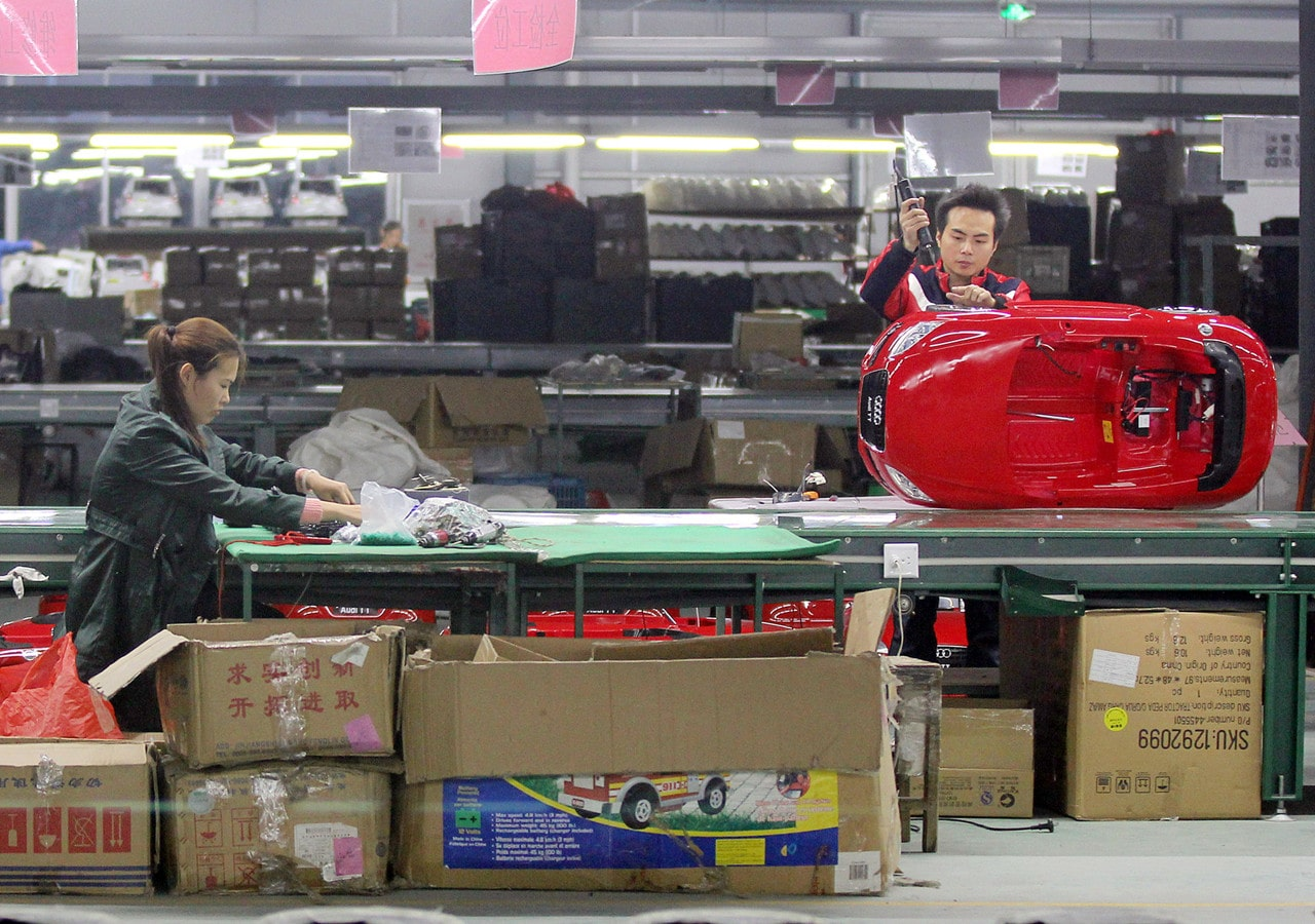 qc services in china